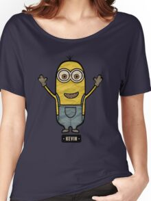 Minions Kevin Women's Relaxed Fit T-Shirt