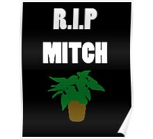 RIP Mitch Ambrose Poster