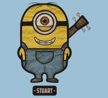 Minions Stuart Kids Tee