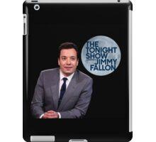 jim fallon iPad Case/Skin