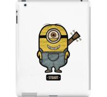 Minions Stuart iPad Case/Skin