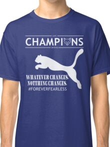 Leicester City FC champions Tshirts Classic T-Shirt