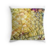 Cosmic Laughter Throw Pillow
