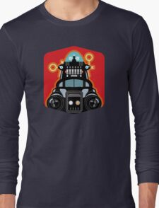 Robbie the Robot from Forbidden Planet Long Sleeve T-Shirt