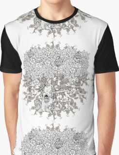 Sound of Nature Graphic T-Shirt