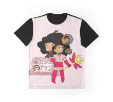 Magic Girl Arin: The Quest for Dan Graphic T-Shirt