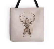 Elk & Owl Tote Bag