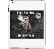 Vape And Rise Mothervapas iPad Case/Skin