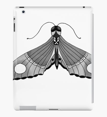 Tattoo Moth iPad Case/Skin