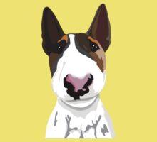 Boyka Bull Terrier  One Piece - Short Sleeve