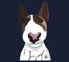 Boyka Bull Terrier  Baby Tee