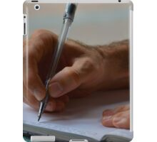 pen iPad Case/Skin