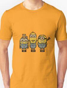 Minions Bob Kevin Stuart T-Shirt