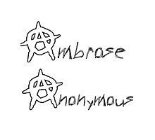 Ambrose Anonymous Photographic Print
