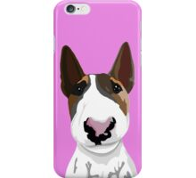 Boyka Bull Terrier  iPhone Case/Skin