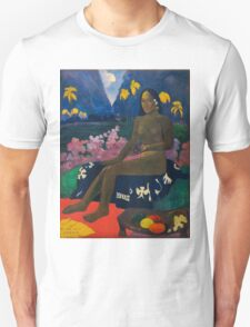 Paul Gauguin - The Seed of the Areoi  Unisex T-Shirt