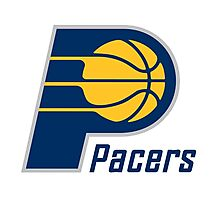 Indiana Pacers Photographic Print