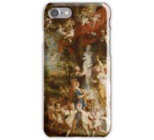 Peter Paul Rubens - The Feast of Venus iPhone Case/Skin