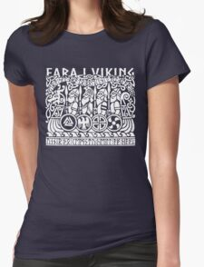 Fara i viking Womens Fitted T-Shirt