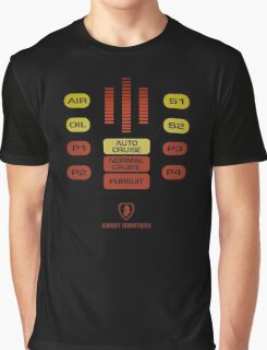 Knight Rider Graphic T-Shirt