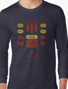 Knight Rider Long Sleeve T-Shirt