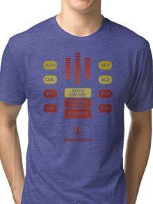 Knight Rider Tri-blend T-Shirt