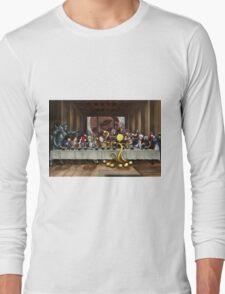 Anime Last Supper Long Sleeve T-Shirt