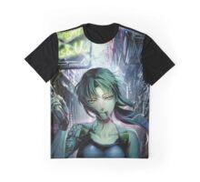 Black Lagoon 03 Graphic T-Shirt