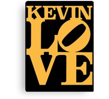 Kevin Love Sculpture Canvas Print