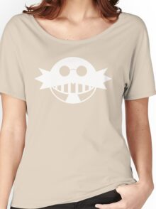 Dr. Eggman White Women's Relaxed Fit T-Shirt