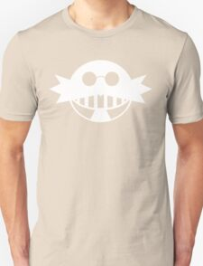 Dr. Eggman White Unisex T-Shirt