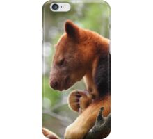 Goodfellow's Tree Kangaroo iPhone Case/Skin