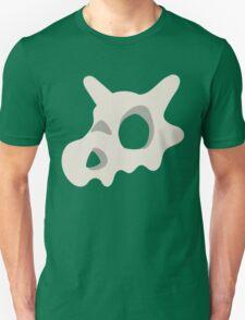Pokemon, Cubone skull Unisex T-Shirt