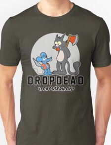 Dropdead : Itchy And Scratchy T-Shirt