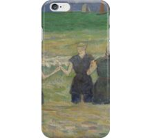 Paul Gauguin -  Seascape iPhone Case/Skin