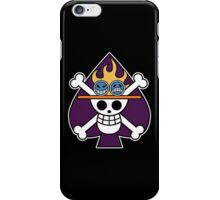 Portgas D Ace Whitebeard Pirates iPhone Case/Skin