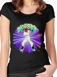 Snapback Radius Women's Fitted Scoop T-Shirt