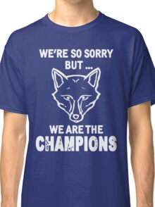 Leicester champions Classic T-Shirt