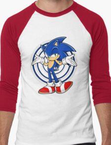 Sonic : Who Else ? Men's Baseball ¾ T-Shirt