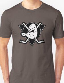 The Mighty Ducks Black T-Shirt