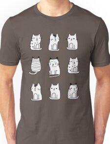 Little cats Unisex T-Shirt