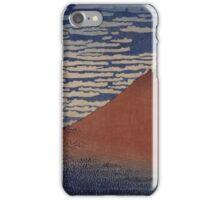 Katsushika Hokusai - Japanese Landscape . Rock iPhone Case/Skin