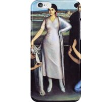 Julio Romero de Torres - Our lady of Andalusia 1907 iPhone Case/Skin
