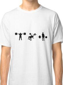 Powerlifting Classic T-Shirt
