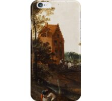 Jacob Grimmer - The Summer . Landscape  iPhone Case/Skin