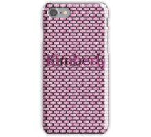 Kimberly iPhone Case/Skin