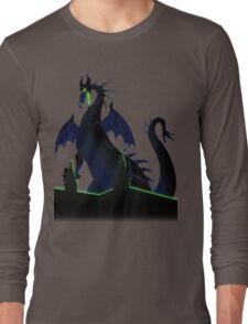 RAGE OF MALEFICENT Long Sleeve T-Shirt