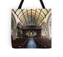 St Mary Magdalene Church, Launceston Tote Bag