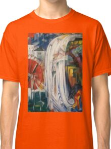 Franz Marc - The Bewitched Mill 1913  Landscape  Classic T-Shirt