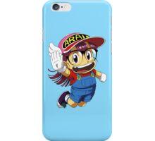 Arale Jump iPhone Case/Skin